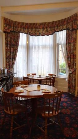 Beersbridge Lodge Guesthouse: Dinning room