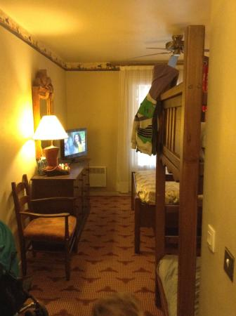 Bunk Beds Picture Of Disney S Hotel Cheyenne Marne La Vallee