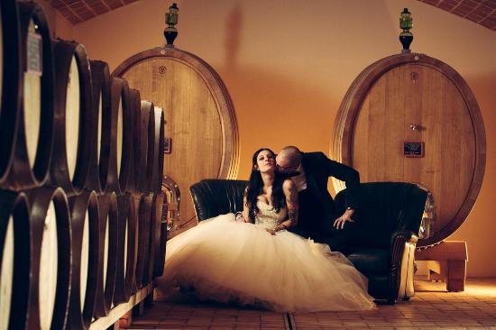 Tenuta Casteani Wine Resort: eventi in cantina