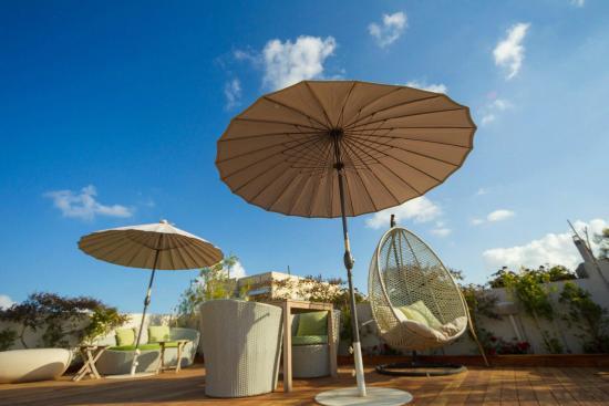 Shenkin Hotel: Rooftop