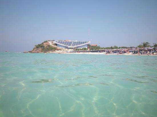 Schiffsanlegestelle Koh Lan - Picture of Koh Lan (Coral Island), Pattaya - Tr...