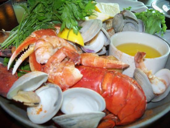 Phillips Seafood Restaurant In Atlantic City
