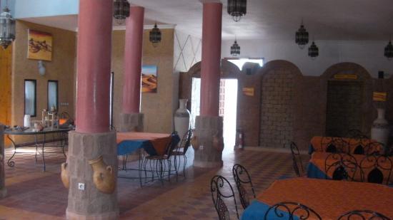 Les Portes du Desert: Quelques photos de l'hôtel et des ses environs