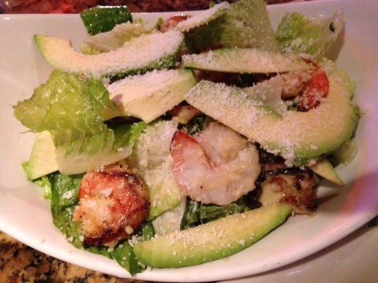 Savio's: Insalata di Gambretti con Avocado