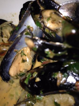 Savio's: Mussels