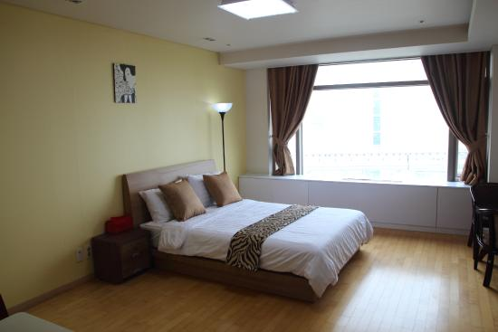 Incheon Airport Guesthouse: 더블룸