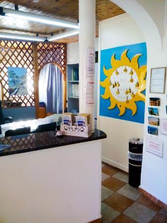 Hotel Riva del Sole: Отель