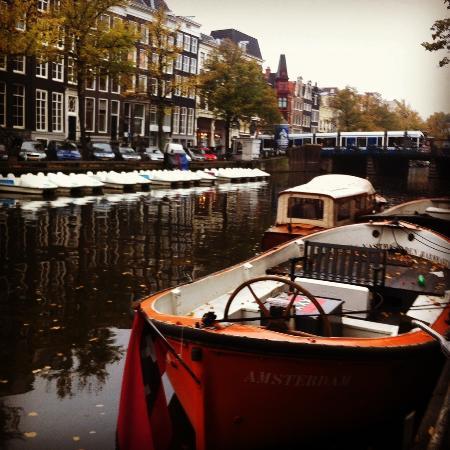 InnAmsterdam4u: canale