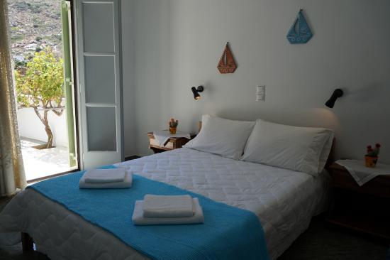 KLADOS SEASIDE STUDIOS & APARTMENTS: Two rooms apartment
