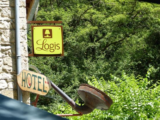 Ombleze, Prancis: Hotel