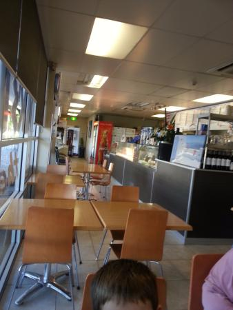 Salisbury, Australia: Dine-in or Take-away