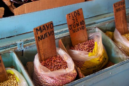 Mexican Food Tours : Beans