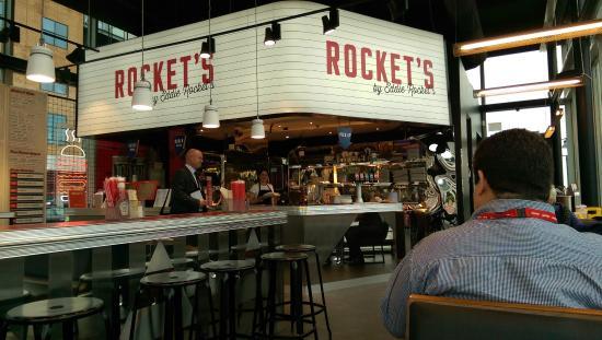 Rocket's