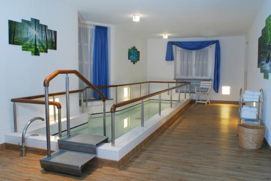 Gästehaus Sankt Ulrich: Wellness-Bereich