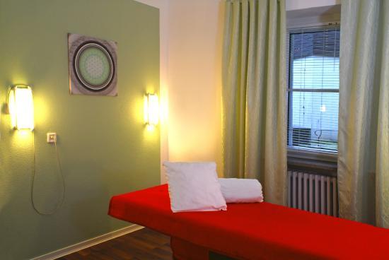Gästehaus Sankt Ulrich: Massageraum