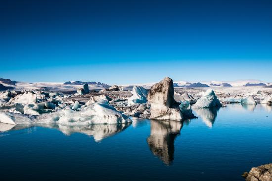 BusTravel Iceland: Glacier Lagoon Tour