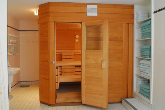 Gästehaus Sankt Ulrich: Sauna