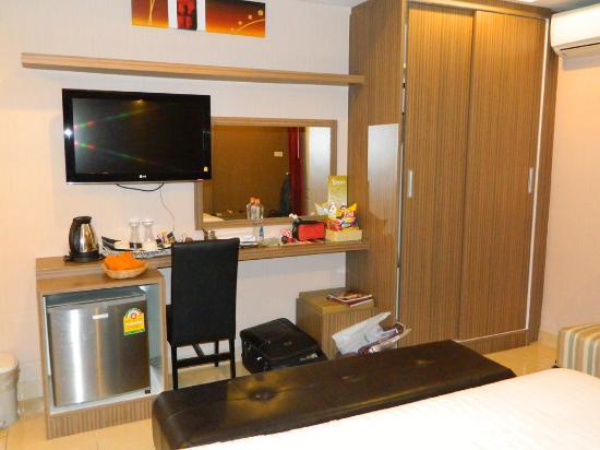 The Rivana Boutique by Sandara Pattaya: Room