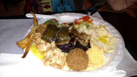 Haifa Cafe - Adams St