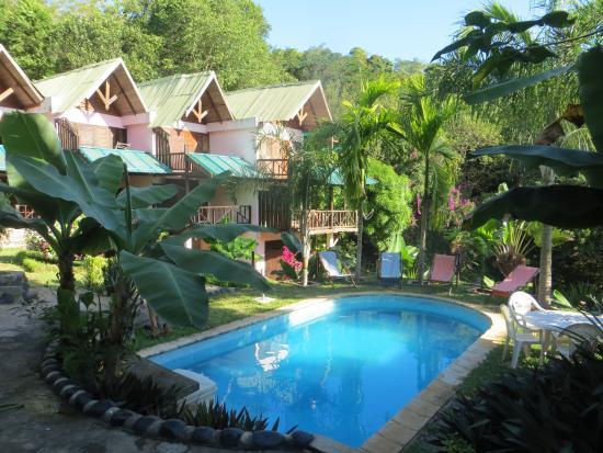 Ambatoloaka, Madagaskar: piscine