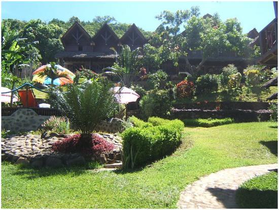 Ambatoloaka, Madagaskar: parc & jardin