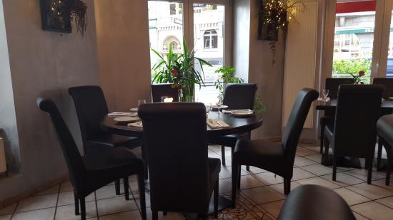 Restaurant lezzet diesen tisch werden wir uns reservieren