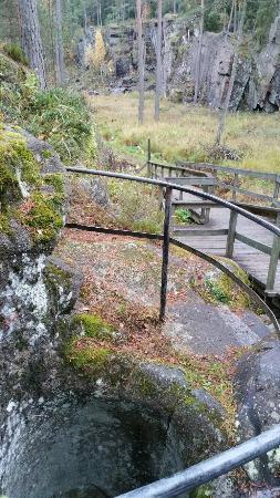 Varmland County, Swedia: Sveafallen