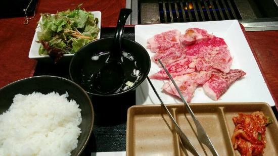 Yakiniku (Grilled meat) Pure Kanda