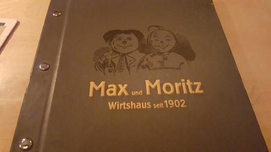 carta picture of max und moritz berlin tripadvisor. Black Bedroom Furniture Sets. Home Design Ideas