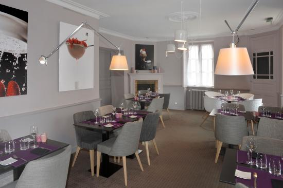 Best Western Plus Hotel De La Regate : Restaurant