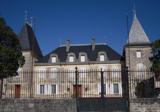 Saint-Sauveur, Франция: Château Peyrbon