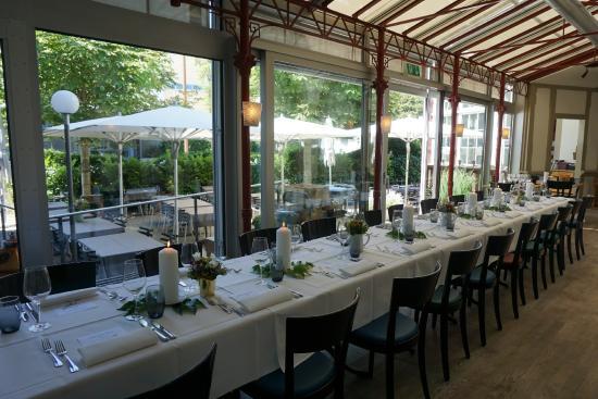 Restaurant Süder: Veranda   Bankett