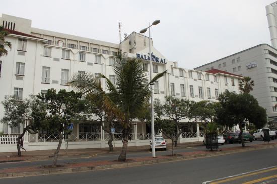 Balmoral hotel durban s