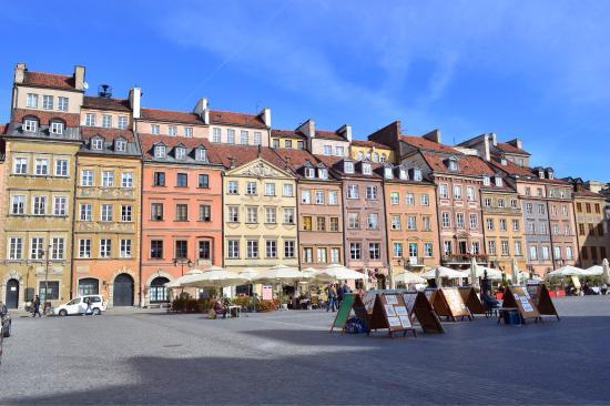 Рыночная площадь Старого города