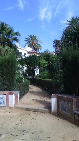 Monumento a cristoforo colombo foto di jardines de for Jardines de murillo