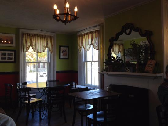 Poultney, VT: Dining Area