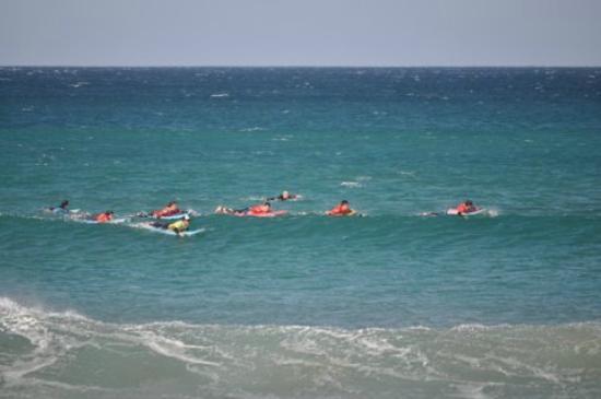 Caleta de la Famara, España: La Santa Surf Procenter Clases