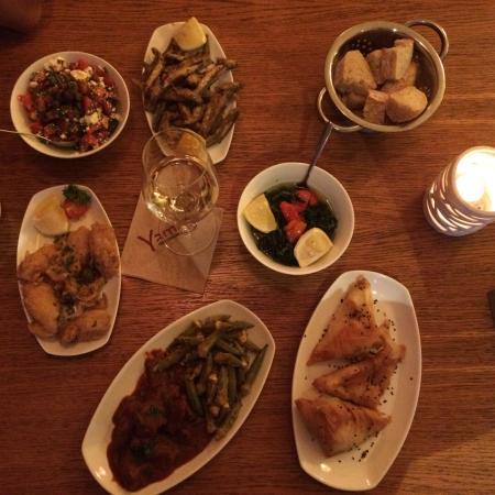 . Yamas meze restaurant   weinbar  Bochum   Mitte   Restaurant Reviews