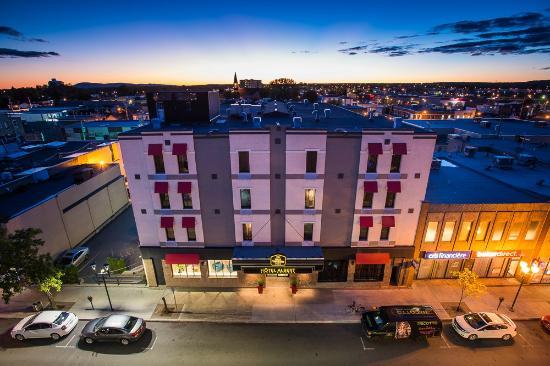 Best Western Plus Hotel Albert Rouyn-Noranda