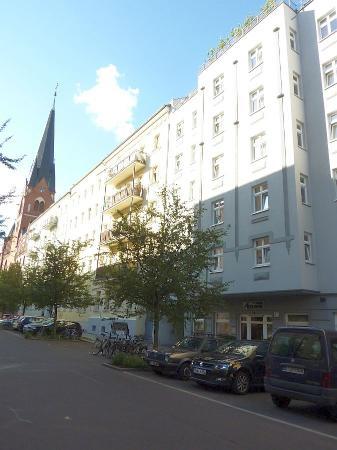 The Hotel Adelante In Berlin Bild Von Hotel Adelante Berlin Mitte