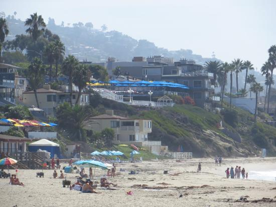 The Cliff Restaurant Look For Blue Umbrellas
