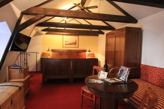 Hotel Waldstein Room
