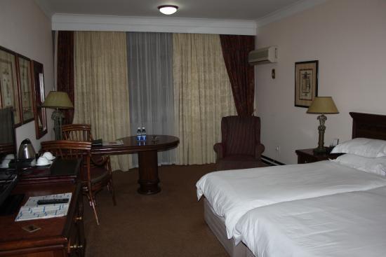 Capetonian Hotel: Zimmer