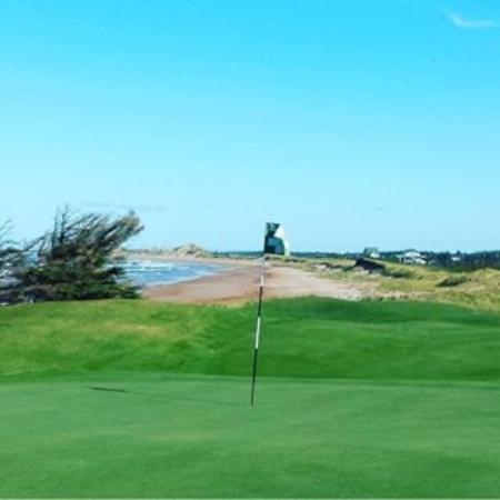 The Links at Crowbush Cove: A day at the beach