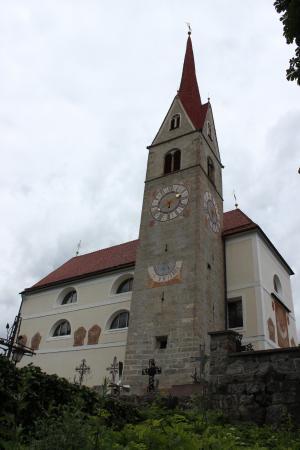 Casteldarne, Italy: La Chiesa