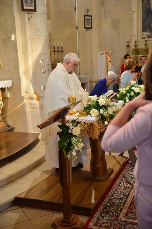 падре в Abbazia di Santa Croce