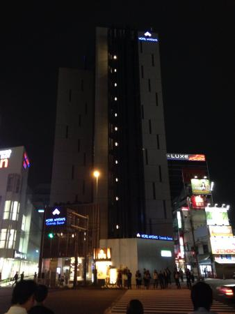 Hotel Mystays Gotanda: โรงแรม