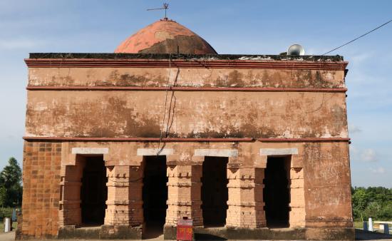 Dinajpur, بنجلاديش: Temple of Bhairobi at Bindole Uttar Dinajpur@WestBengal@India