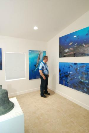 Little Cayman Museum: Underwater Image Gallery