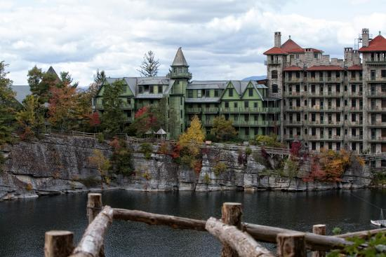 Mohonk Mountain House Hotel